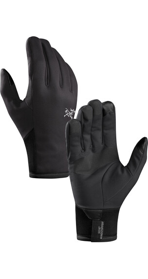 """Arc'teryx Venta Gloves Black"""